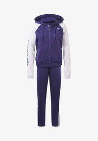 Reebok - Tracksuit - purple - 5