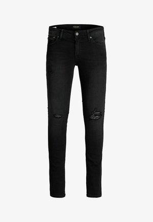 LIAM - Jeans Skinny - black denim