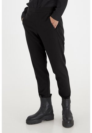 PXVICTORIA SPECIAL FAIR OFFER - Trousers - black beauty