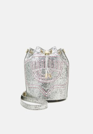 RANGE EYELIKE BAGS - Handbag - argento