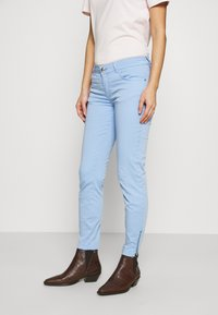 Mos Mosh - SUMNER DAZE PANT - Kalhoty - bel air blue - 0