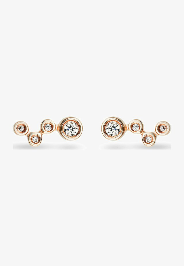 Earrings - roségold