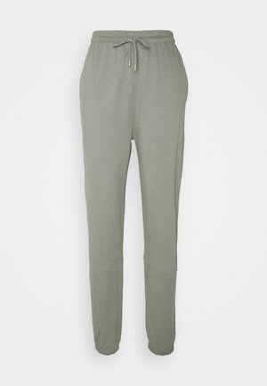 PERFECT PANTS - Tracksuit bottoms - gray