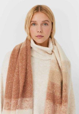 Sjal / Tørklæder - ochre