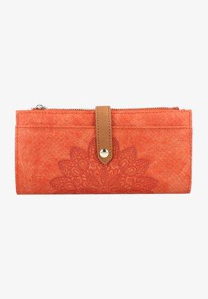 PIA  - Wallet - naranja tierra