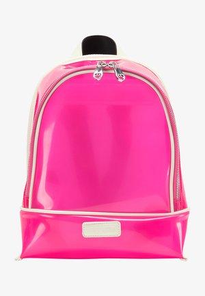 Rugzak - neon pink