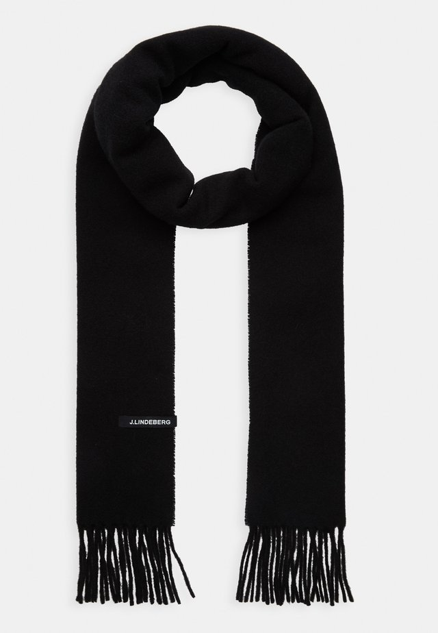 CHAMP SOLID SCARF - Sjaal - black