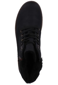 Rieker - Snørestøvletter - black/chestnut - 1