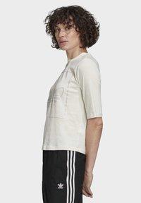 adidas Originals - T-SHIRT - T-shirts med print - white - 2