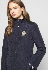 Lauren Ralph Lauren - Krátký kabát - dark navy - 3