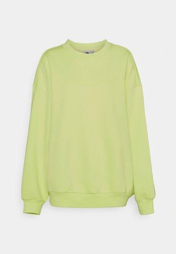 Sweater - neon green