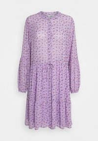 ESTY - Shirt dress - lavender