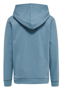 Hummel - Bluza z kapturem - bluestone - 2