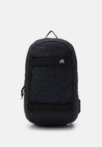 Nike Sportswear - COURTHOUSE - Ryggsäck - black/white - 0