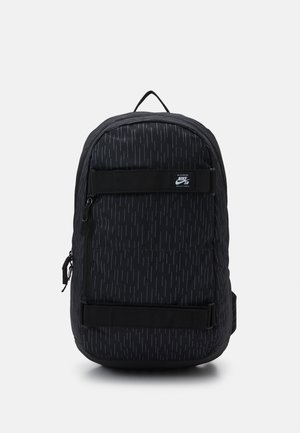 COURTHOUSE - Rucksack - black/white