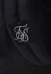 SIKSILK - DIAGONAL REPEAT BACKPACK - Zaino - black - 3