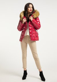 faina - Winter jacket - rot - 1