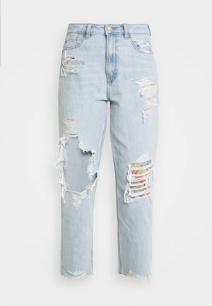 90S BOYFRIEND PRIDE - Relaxed fit jeans - light repair