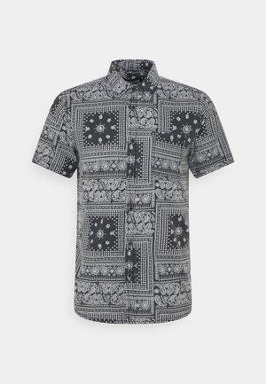 MCLEAN - Shirt - black
