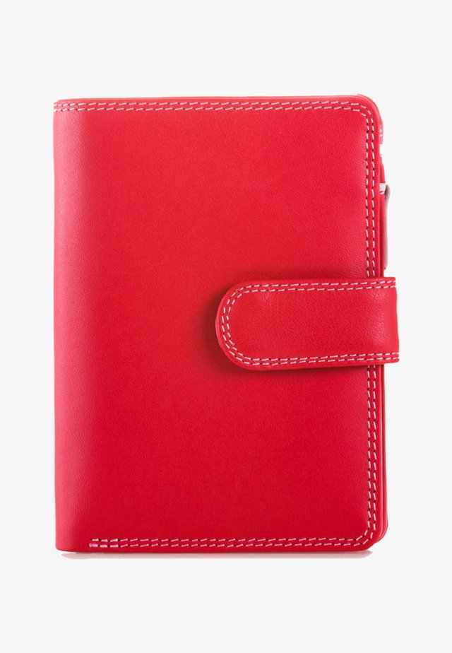MEDIUM  - Wallet - red