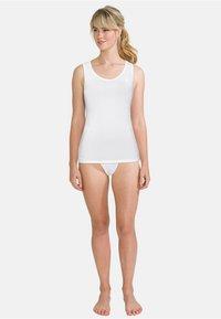 ODLO - PERFORMANCE X-LIGHT - Maglietta intima - white - 1