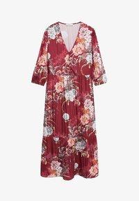 Violeta by Mango - RUG - Day dress - grenat - 4