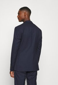 Isaac Dewhirst - CHECK SUIT - Traje - dark blue - 3
