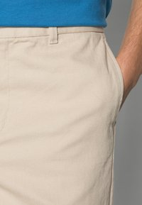 Weekday - ROSS WIDE TROUSERS - Chino - beige - 4