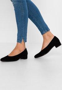 Vagabond - ALICIA - Classic heels - black - 0