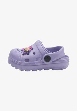 Clogs - lilac