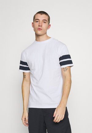 SLEEVE TEE - T-shirt print - white