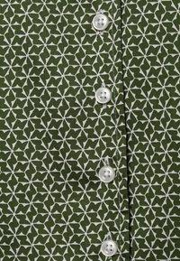 Franco Callegari - Button-down blouse - erbse - 0