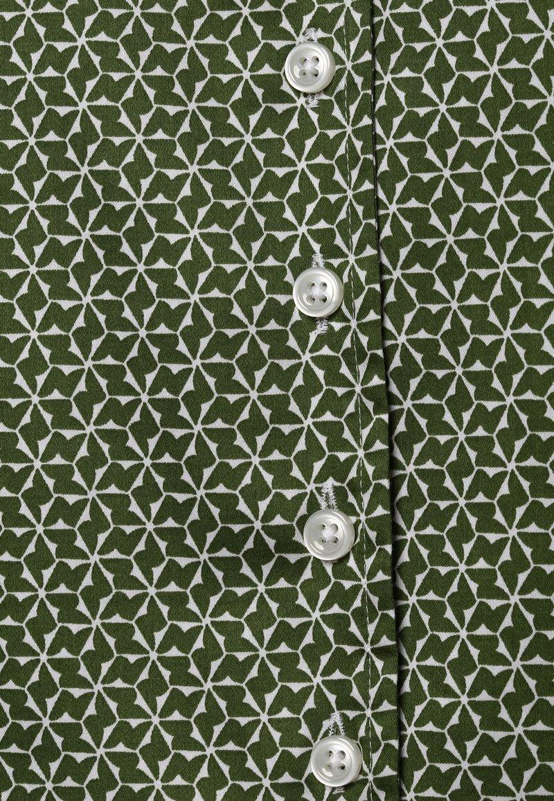 Franco Callegari - Button-down blouse - erbse