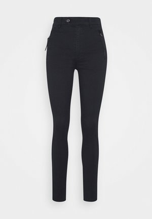 WELD HIGH SLIM  - Jeans Skinny Fit - mazarine blue