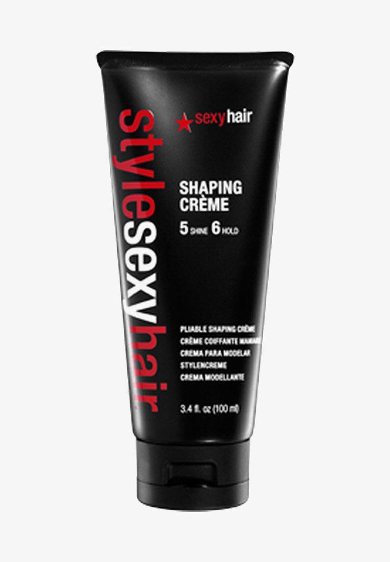 sexyhair - CRÉME STYLE SHAPING CRÉME PLIABLE SHAPING - Hair styling - -