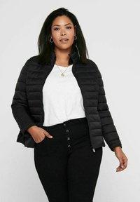 ONLY Carmakoma - Winter jacket - black - 0