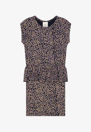 OFELIA - Jersey dress - black iris