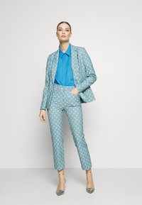 DRYKORN - THERRY - Button-down blouse - blue - 1