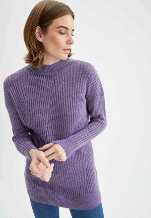 REGULAR FIT  - Trui - purple