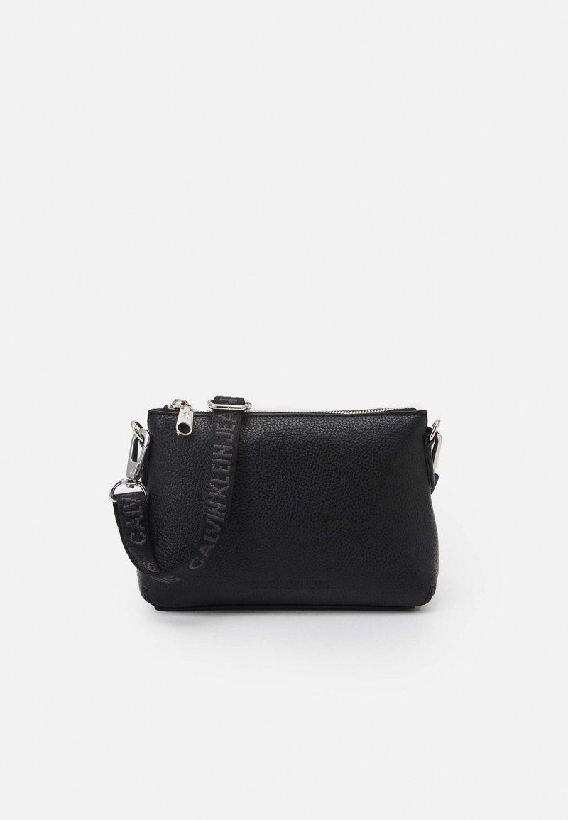Calvin Klein Jeans - CAMERA POUCH - Bandolera - black