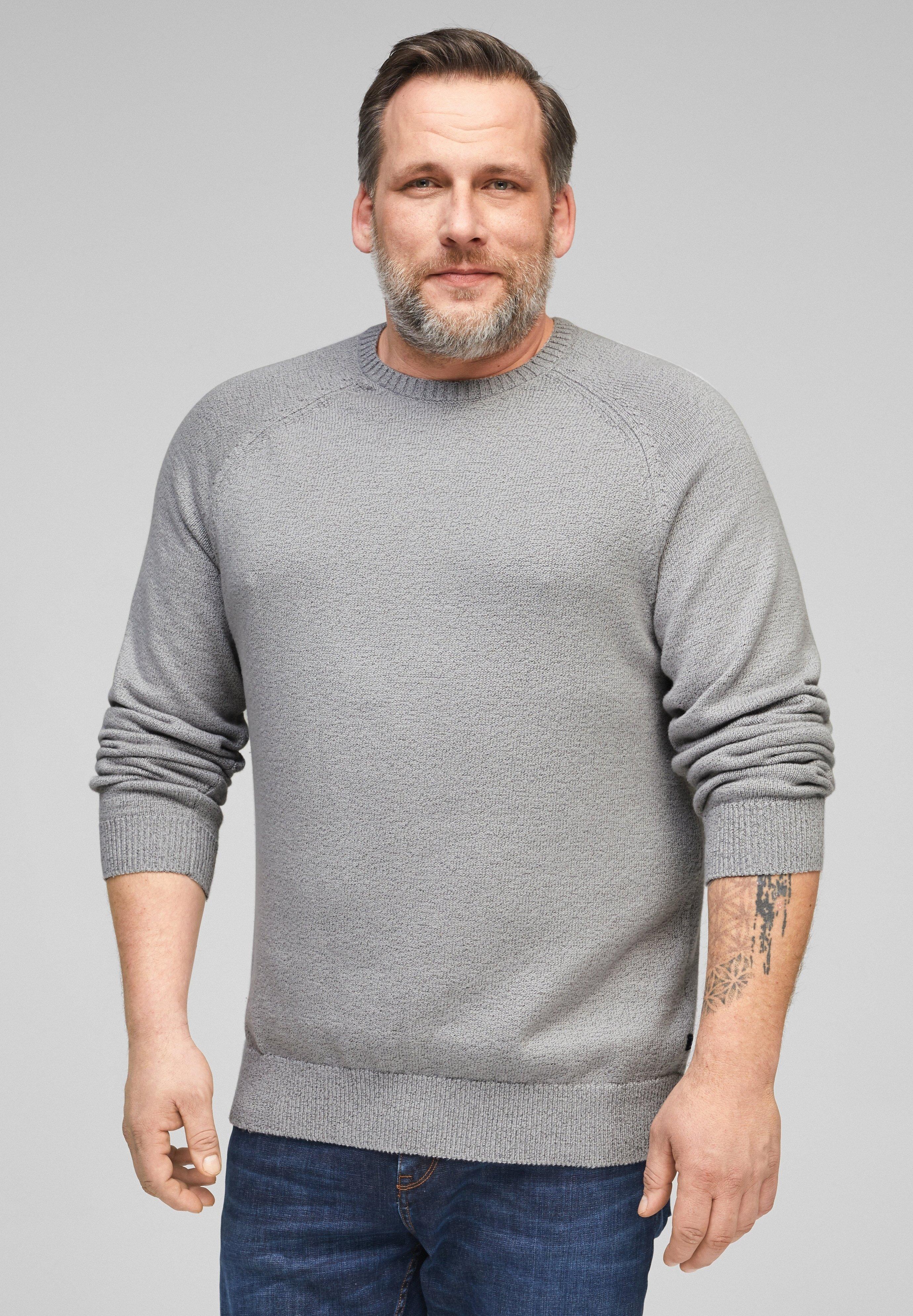 Homme MIT RUNDHALSAUSSCHNITT - Pullover