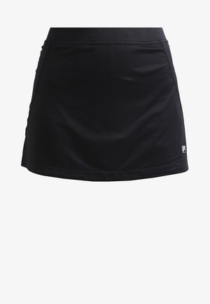 SKORT SHIVA - Sports skirt - black