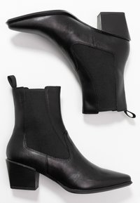 Vagabond - Kotníkové boty - black - 3