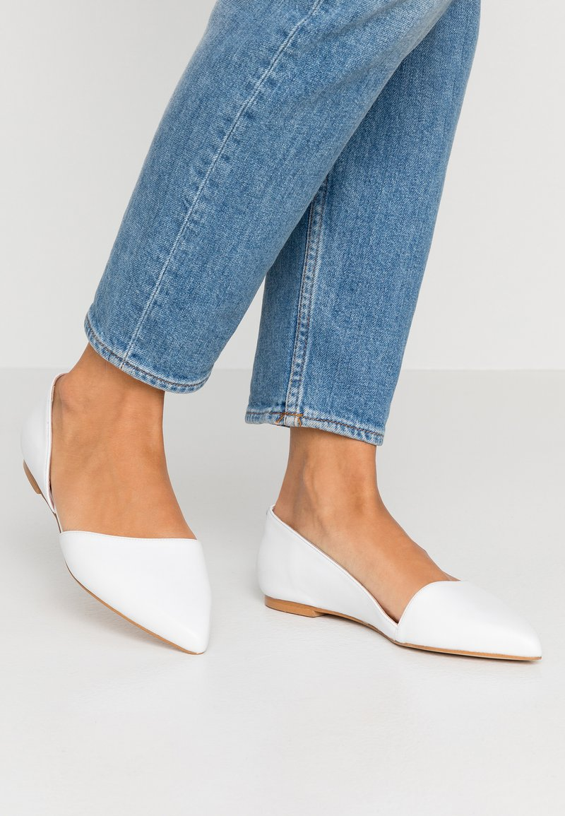 Zign - Ballet pumps - white