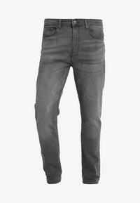 Burton Menswear London - SLIM WASH GREY - Straight leg jeans - grey - 4