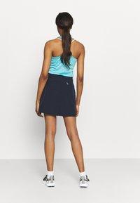 Icepeak - BEDRA - Sports skirt - dark blue - 2