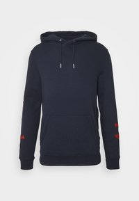 Abercrombie & Fitch - EXPLODED LOGO - Sweatshirt - navy - 5