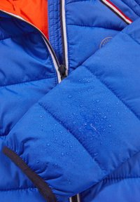 s.Oliver - MIT TAPE-DETAIL - Winter jacket - blue - 3