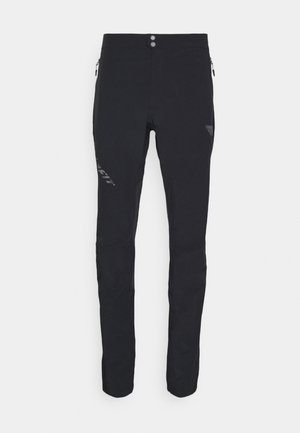 TRANSALPER LIGHT  - Trousers - black out