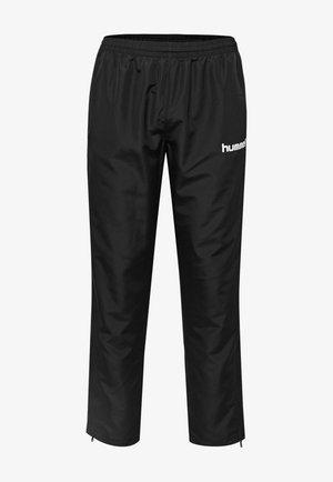 MICRO PANT - Træningsbukser - black